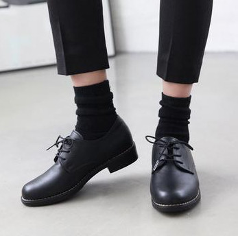 Giày Oxford nữ hàng hiệu