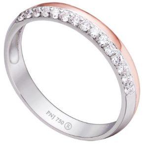 Nhẫn kim cương PNJ
