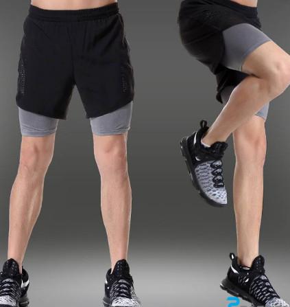 Quần legging thể thao ngắn