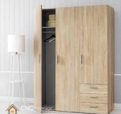 Tủ áo quần gỗ ép