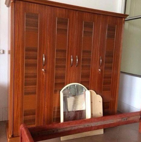 Tủ quần áo gỗ ép