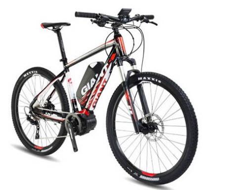 Xe đạp điện thể thao
