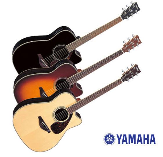 Đàn Guitar Acoustic Yamaha