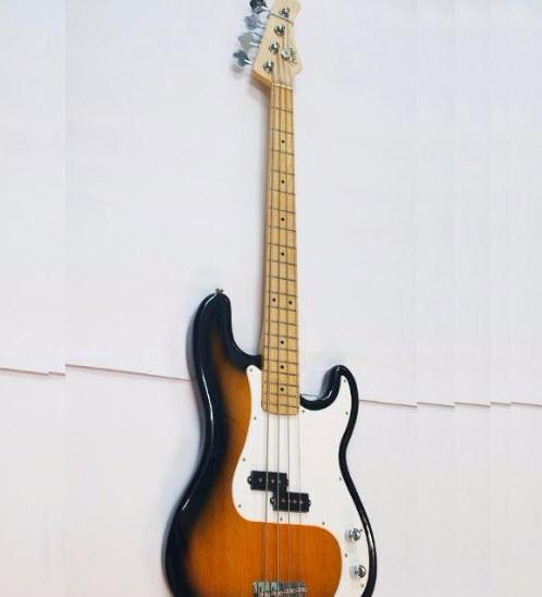 Đàn guitar Bass 4 dây
