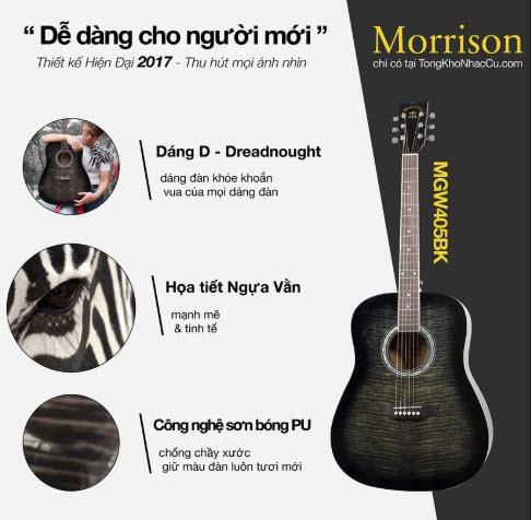 Đàn guitar Morrison
