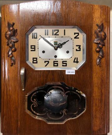 Đồng hồ treo tường Odo