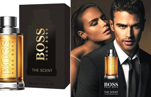 Nước hoa nam Hugo Boss