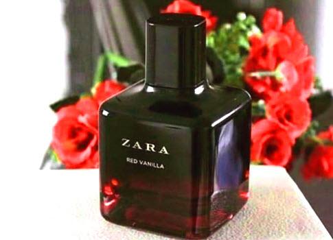 Nước hoa Zara Red Vanilla
