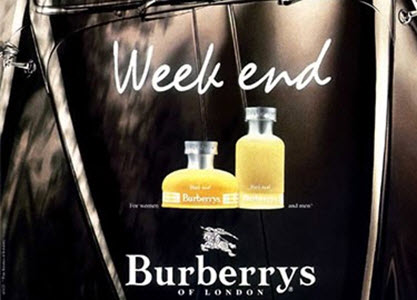 nước hoa burberry weekend