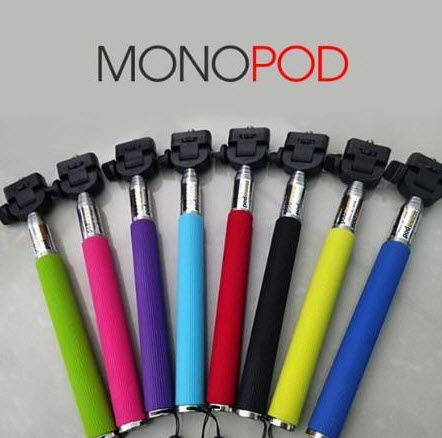Gậy tự sướng Monopod