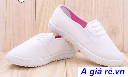 giày bata không dây