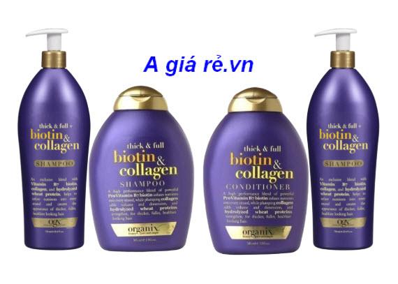 Giới thiệu dầu gội Biotin