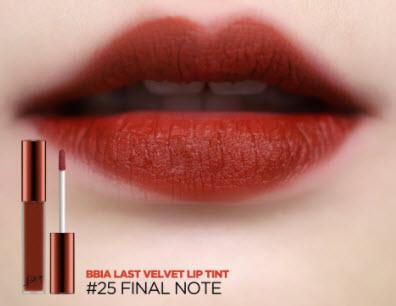 Son Bbia Last Velvet Lip Tint