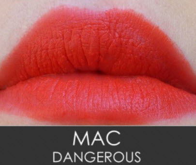 Son Mac Dangerous (đỏ cam)