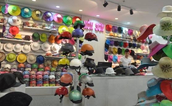 Cửa hàng Nón Sơn