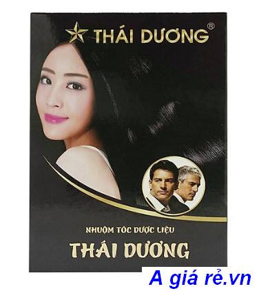 Dầu gội nhuộm tóc dược liệu Thái Dương