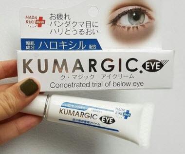 Kem trị thâm mắt Kumargic Eye