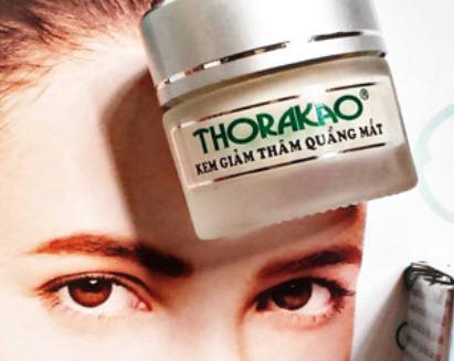 kem trị thâm quầng mắt Thorakao