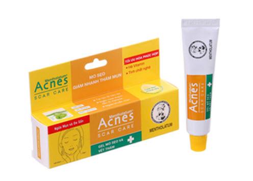 kem trị thâm mụn acnes