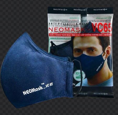 Khẩu trang Neomask VC65