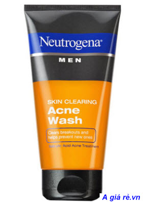 Neutrogena Men Skin Clearing Acne Wash
