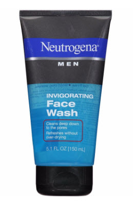 Sữa rửa mặt cho nam Neutrogena Men Invigorating Face Wash