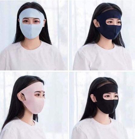 Khẩu trang ninja nữ