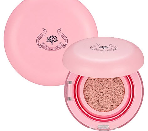 phấn má hồng The Face Shop Water Cushion Blusher