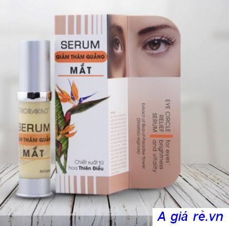 serum giảm thâm mắt thorakao