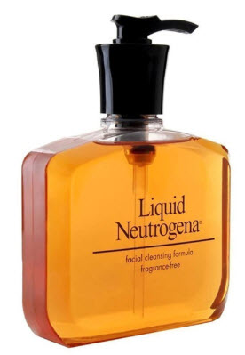 Liquid Neutrogena Cleaner