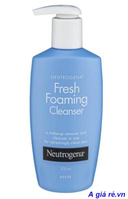 Sữa rửa mặt tẩy trang Neutrogena