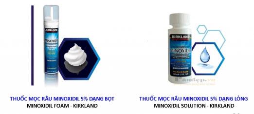 Thuốc mọc râu minoxidil có tốt không