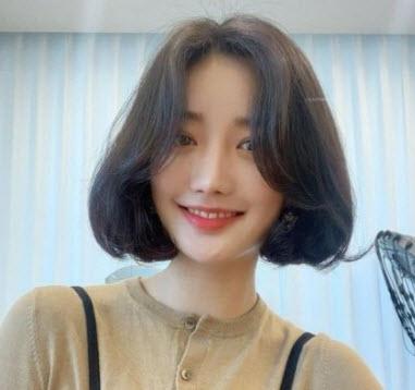 Tóc ngăn mái dài