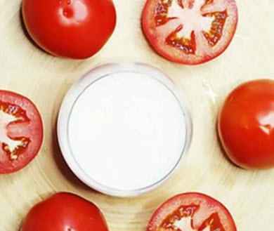 Tác dụng của mặt nạ cà chua
