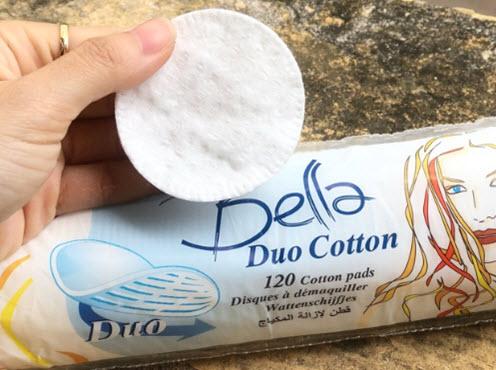 Bông tẩy trang bella của nước nào