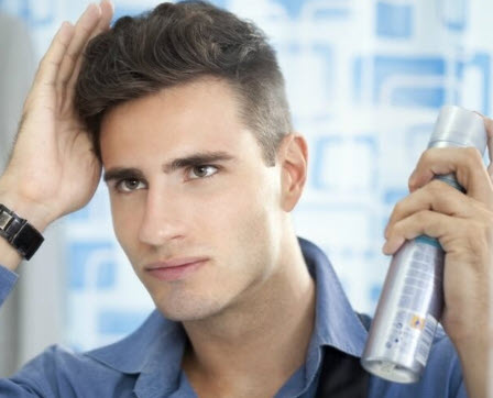 Cách giữ nếp tóc undercut