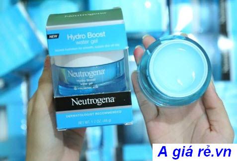 neutrogena hydro boost aqua gel khác gì water gel