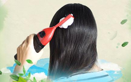 lược nhuộm tóc thông minh có hại không