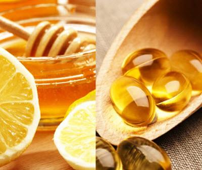 Mật ong Vitamin E