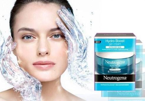 kem dưỡng ẩm neutrogena oil-free moisturizer