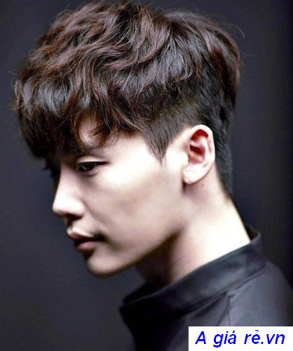 Kiểu tóc undercut Hàn Quốc