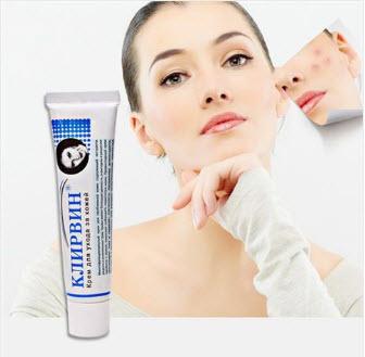 Công dụng kem trị sẹo Nga