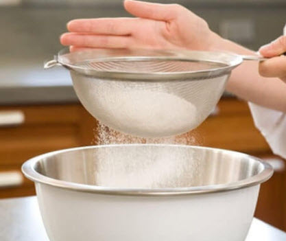 Làm bột cám gạo tại nhà