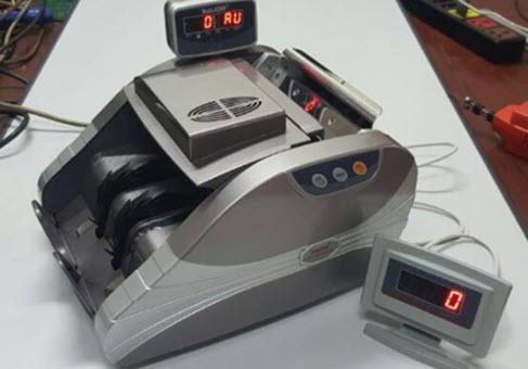 máy đếm tiền thông thường