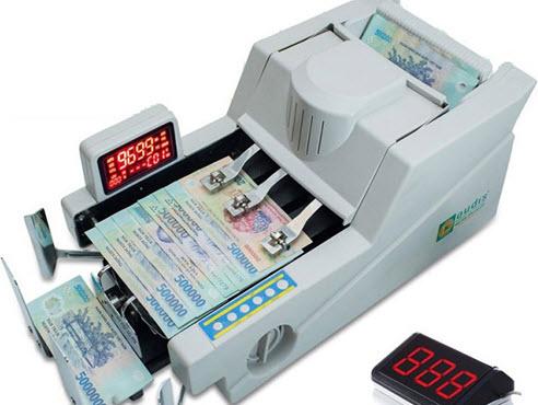 máy đếm tiền oudis của nước nào