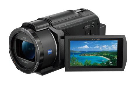 Máy quay phim Sony tốt
