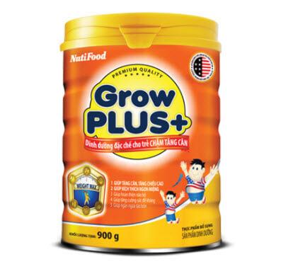 Sữa Grow Plus cam
