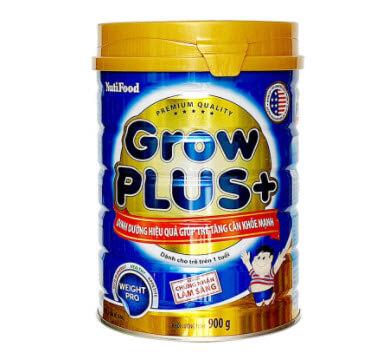 Sữa Grow Plus xanh