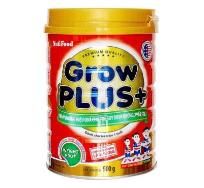Sữa Nutifood Grow Plus đỏ