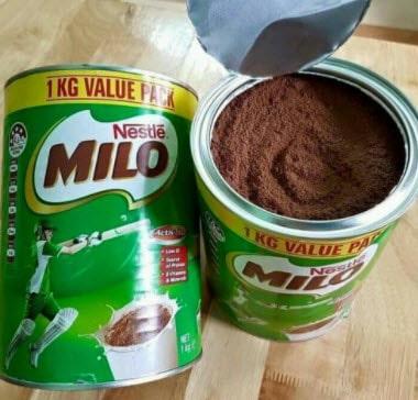 Tác dụng sữa milo